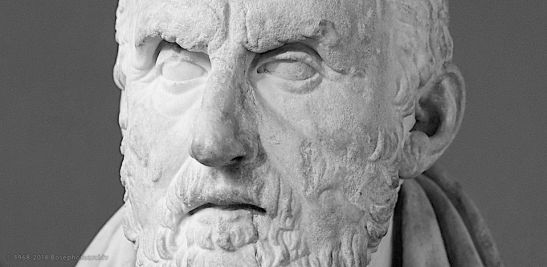 Busto di Crisippo, British Museum