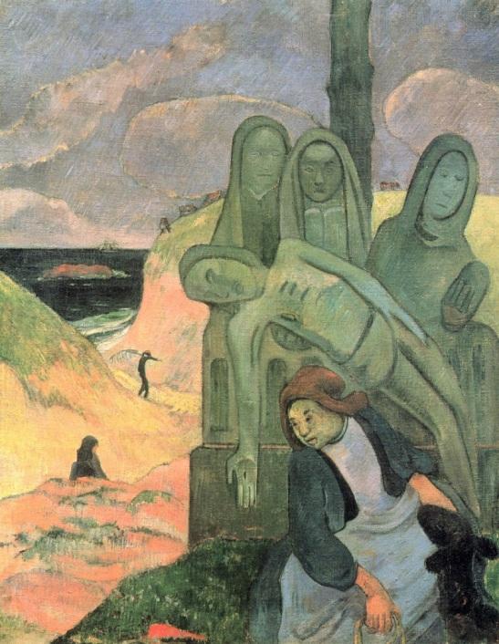 Paul_Gauguin_Calvario_bretone