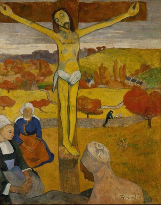 Paul_Gauguin_Cristo_giallo