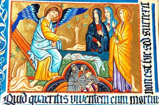 Pâques, libération de nos enfermements