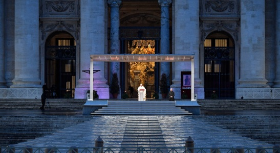 Preghiera del Papa san Pietro