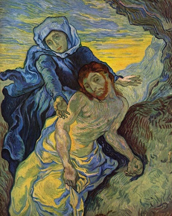 Quell'unica pietà di Van Gogh