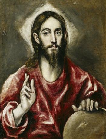 Il Salvatore, El Greco