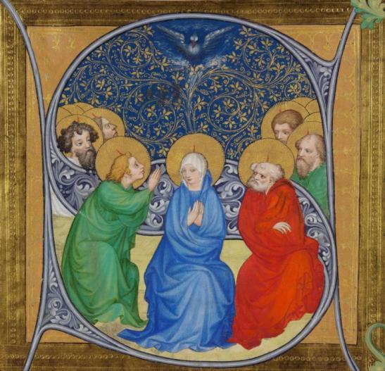Pentecost-Year-A--Bohemian_Master_-_The_Pentecost_-_Google_Art_Project