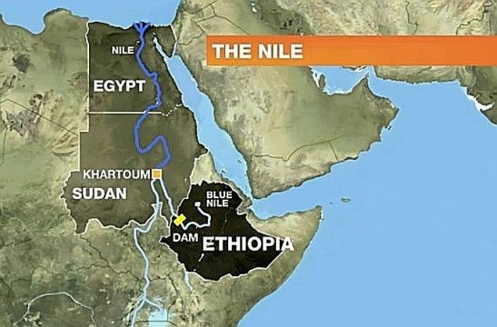 Diga sul Nilo