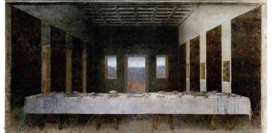Josè Manuel Ballester, Hidden Spaces (Spazi Nascosti) - Ultima cena, 2010