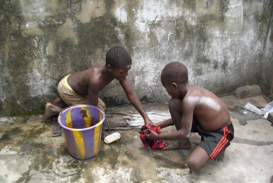 RDC Enfants