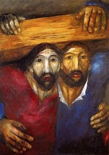 Portare il giogo della croce con Gesù 2