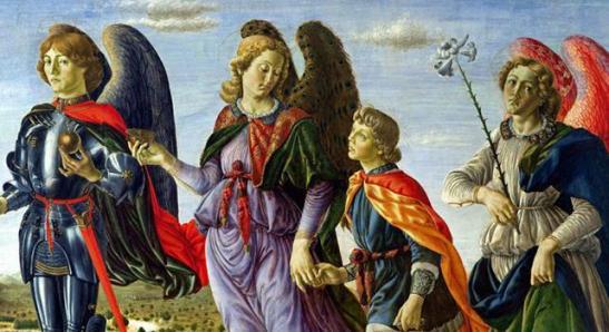 29 Settembre - Michele, Gabriele e Raffaele